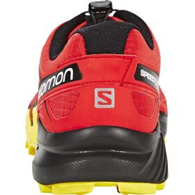 Salomon Speedcross 4 - Chaussures running Homme - jaune/rouge